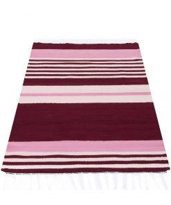 Flat Weave Rag Rug Kilim
