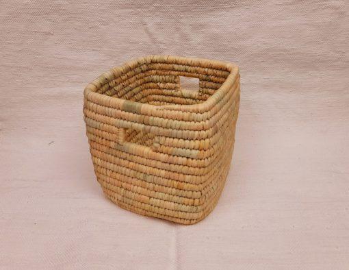 palm leave basket